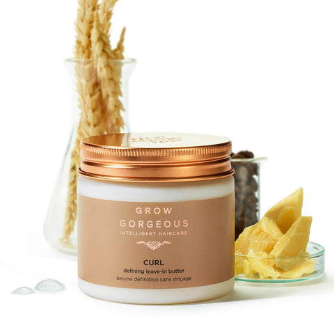 Grow Gorgeous Curl Defining Leave-in Butter 200ml