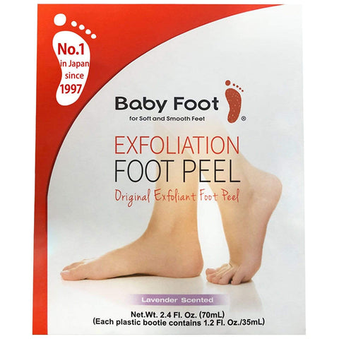 Baby Foot Treatment Exfoliation Foot Peel - Beautyshop.ie