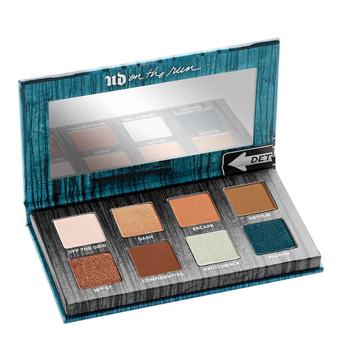 Мини-палитра Urban Decay On The Run - Объезд - Beautyshop.ie