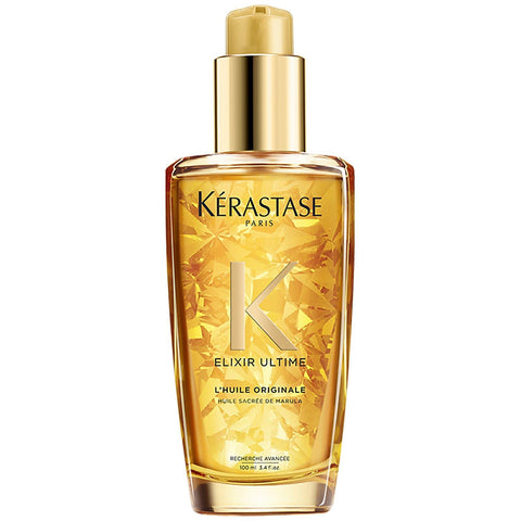 Kérastase Elixir Ultime L'Huile Originale Hair Oil 100ml - Beautyshop.ie