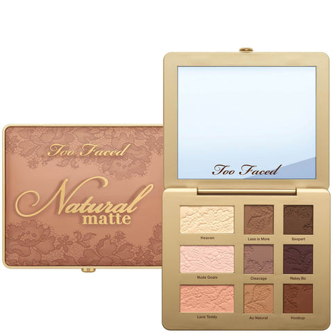 Too Faced Matte dabisko acu ēnu palete 12g - Beautyshop.lv