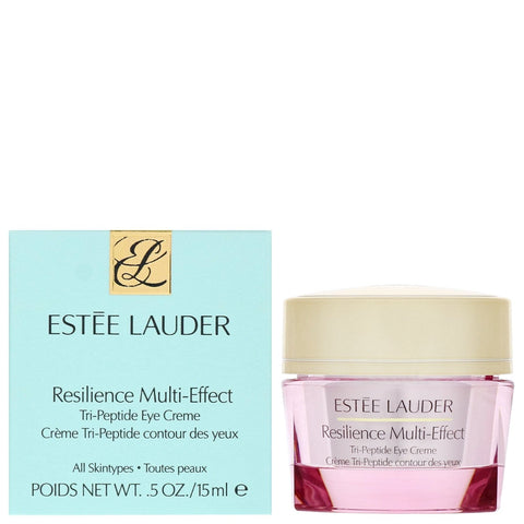 Estée Lauder Resilience Multi-Effect Tri-Peptide Eye Cream 15ml - Beautyshop.ie