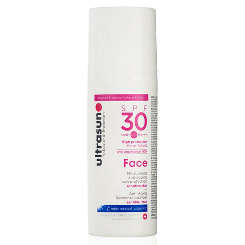 Loțiune anti-îmbătrânire Ultrasun Face SPF 30 50ml