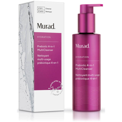 Murad Prebiotic 4 az 1-ben MultiCleanser 150ml - Beautyshop.hu