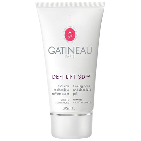 Gatineau Defi Lift 3D Firming Neck & Décolleté Gel 50ml - Beautyshop.ie