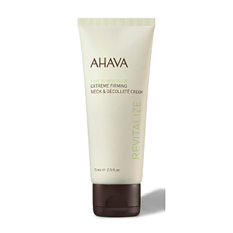 AHAVA Extreme Firming Neck & Decollete krēms 75ml