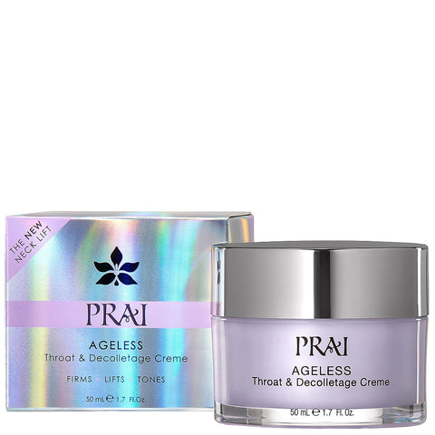 Prai Ageless Throat & Decolletage Creme 50ml - Beautyshop.ie