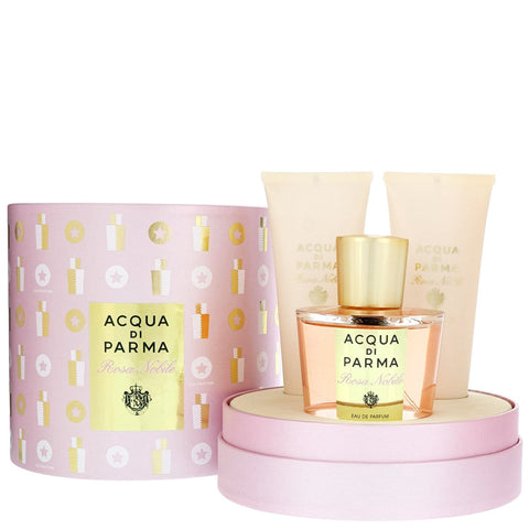 Set de regalo Acqua Di Parma Rosa Nobile Eau de Parfum Natural Spray 100ml - Beautyshop.es