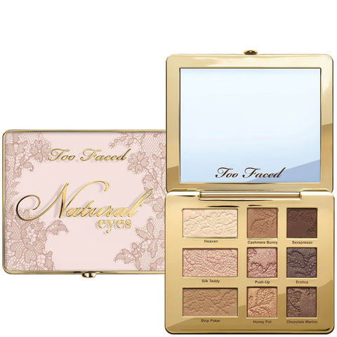 Too Faced Natural Eye Shadow Palette 12g - Beautyshop.ie