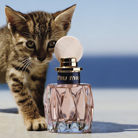 Miu Miu L'Eau Rosée For Her Eau de Toilette Spray