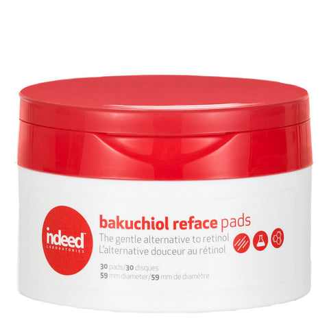 Indeed Labs Bakuchiol Retinol Reface Pads x30 - Beautyshop.ie