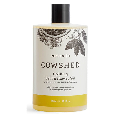 Коровник REPLENISH Uplifting Bath & Shower Gel 500ml - Beautyshop.ie