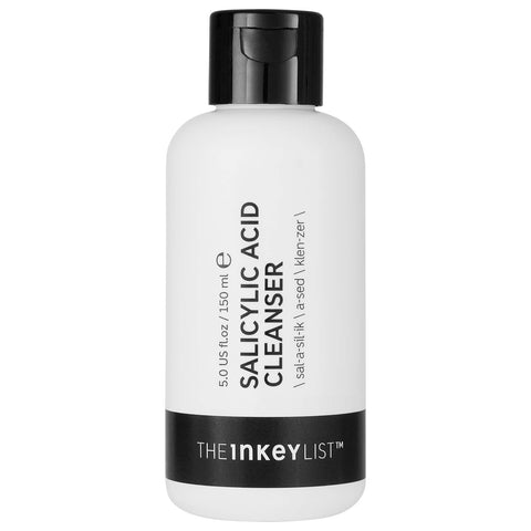The INKEY List Salicylic Acid Cleanser 150ml - Beautyshop.ie