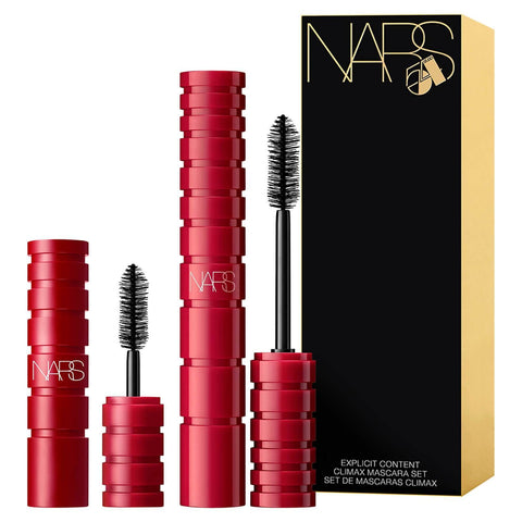 NARS Cosmetics Explicit Content Climax Mascara Set - Beautyshop.ie