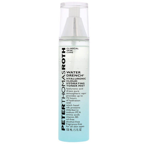 "Peter Thomas Roth vandens drėkiklis ""Hyaluronic Cloud Hydrating Toner Mist 150ml"""