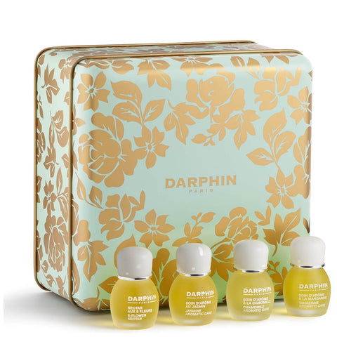 Darphin Essential Oils Revitalizing Botanical Infusion Set - Beautyshop.ie