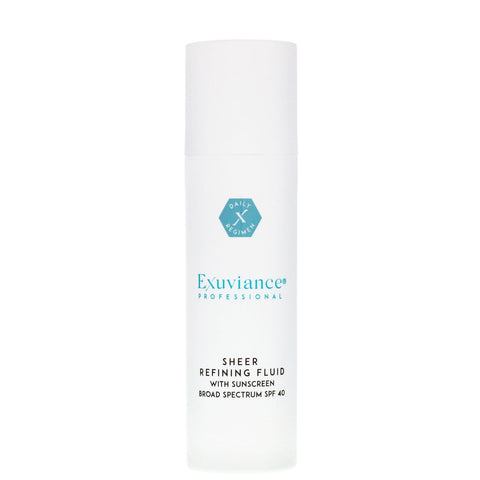 Exuviance Professional Sheer Refining Fluid SPF40 50ml - Beautyshop.ie