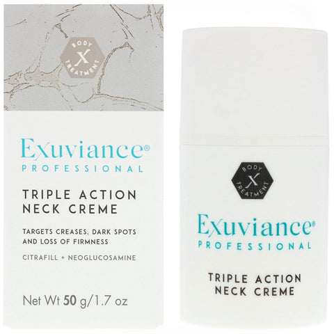 Exuviance Professional Triple Action Neck Creme 50g - Beautyshop.pl