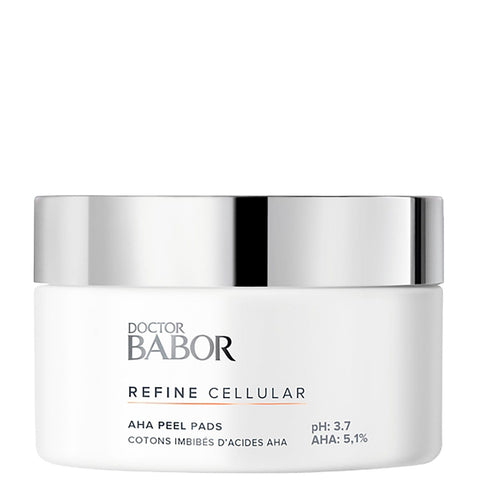 BABOR Doctor Babor Refine Cellular AHA Peeling Pads x 60 - Beautyshop.ie