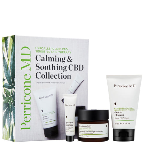 Perricone MD Calming & Soothing CBD Collection Present Set