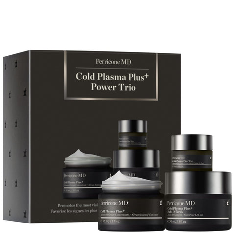 Perricone Md Cold Plasma Plus + Power Trio
