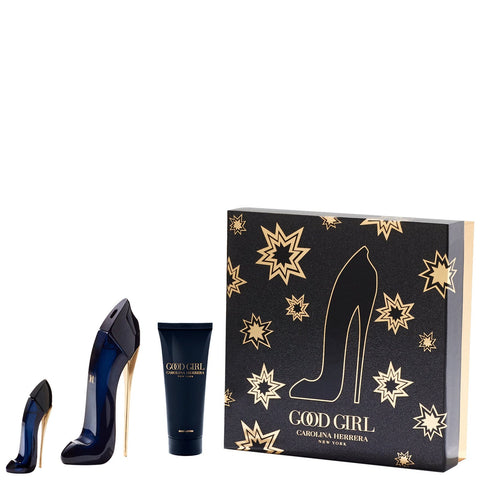 Carolina Herrera Good Girl Eau de Parfum Spray 50ml Gift Set - Beautyshop.ie