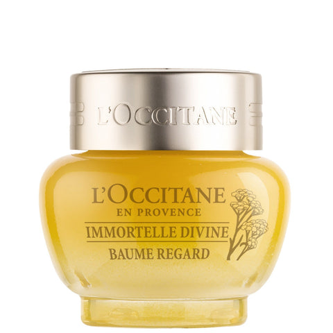L'Occitane Immortelle Divine akių balzamas 15ml