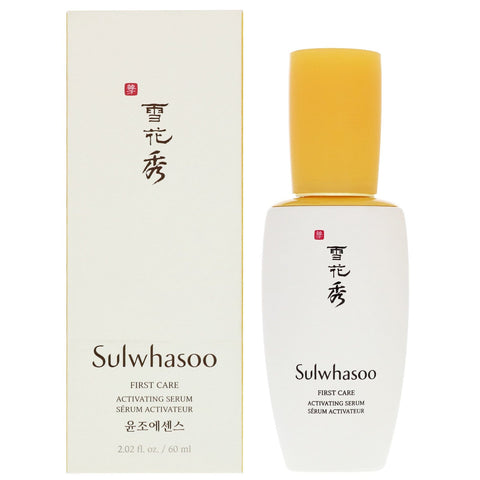 Sulwhasoo Skin Care First Care aktyvinamasis serumas 60ml