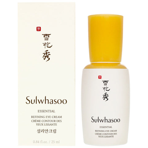 Sulwhasoo Skin Care Essential Refining Eye Cream 25ml