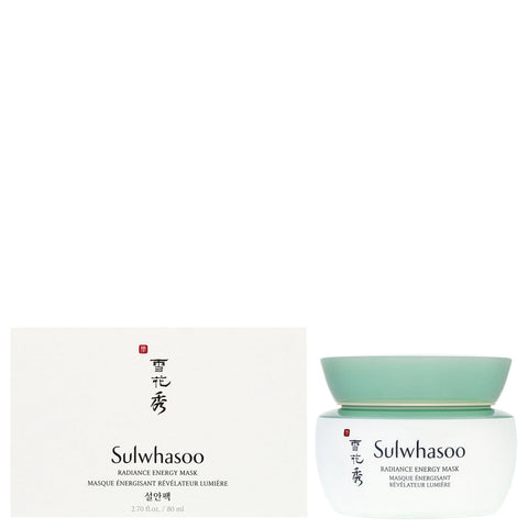 Sulwhasoo Skin Care Radiance Energy Mask 80ml