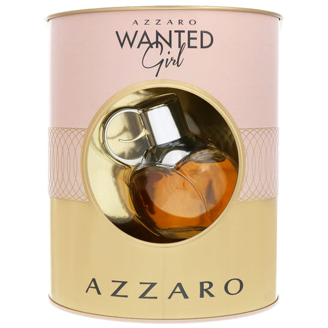 Azzaro Wanted Girl Eau de Parfum Spray 80 ml presentuppsättning