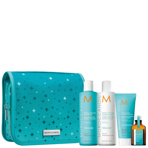 Colecția Volume & Care MOROCCANOIL