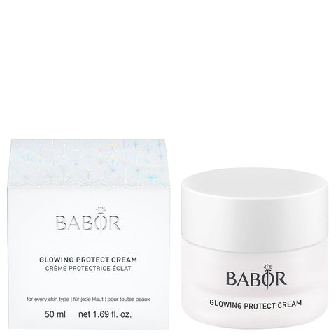 BABOR Skinovage Glowing Protect kremas 50ml