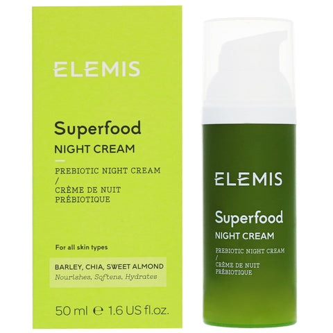 Nakts krēms Elemis Superfood 50ml / 1.6 fl.oz. - Beautyshop.ie