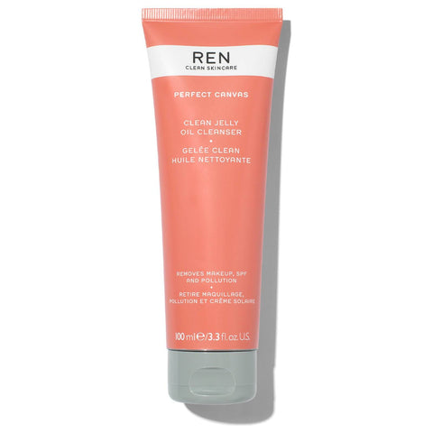 REN Perfect Canvas Clean Jelly Oil Очищающее средство - 100 мл - Beautyshop.ie