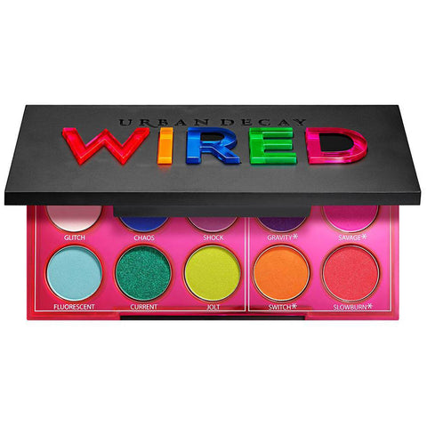 Urban Decay Wired Palette