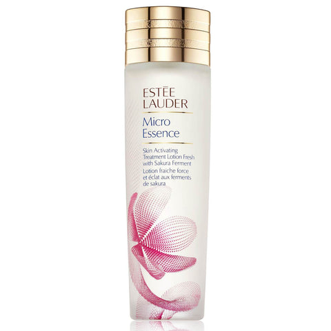 Estée Lauder Micro Essence Skin Activating Treatment Lotion Fresh with Sakura Ferment 200ml - Beautyshop.ie