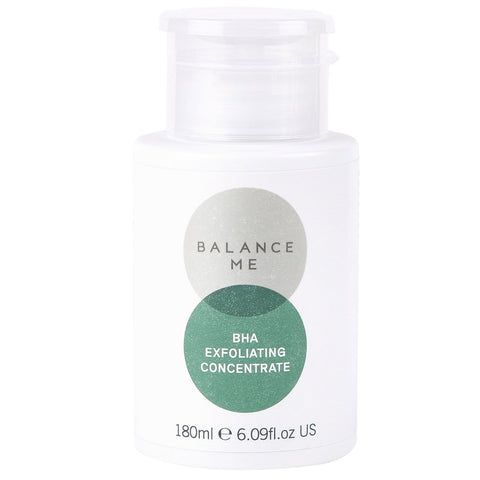Balance Me Purify + Clear BHA Exfoliating Concentrate 180ml - Beautyshop.ie