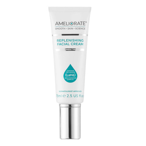 AMELIORATE Replenishing Facial Cream 75ml - Beautyshop.sk