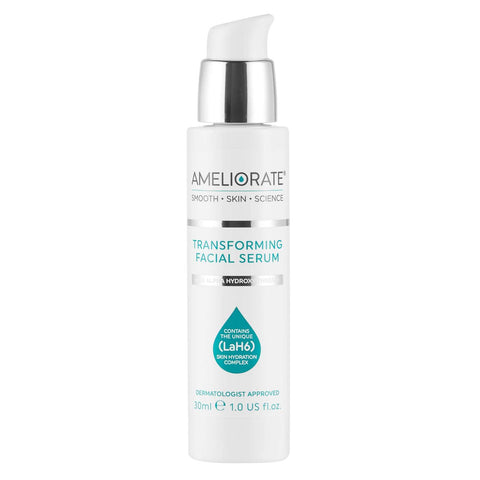 AMELIORATE Transforming Facial Serum 30ml - Beautyshop.ie