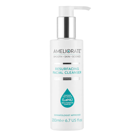 AMELIORATE Resurfacing Facial Cleanser 200ml - Beautyshop.ie