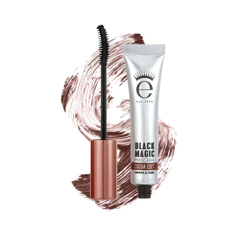 Eyeko Black Magic: maskara za kakao Edit - smeđa - 8ml