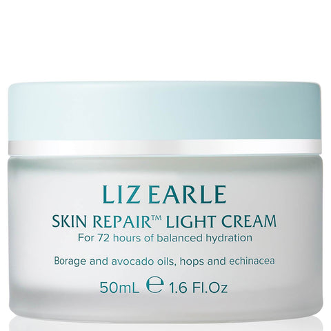 Liz Earle Skin Repair Light Cream 50ml - Beautyshop.se