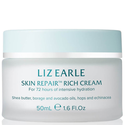 Liz Earle Skin Repair ™ -rikas voide 50ml - Beautyshop.fi