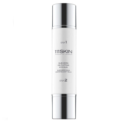 111SKIN Sub Zero De-Puffing Eye Duo 20ml - Beautyshop.ie