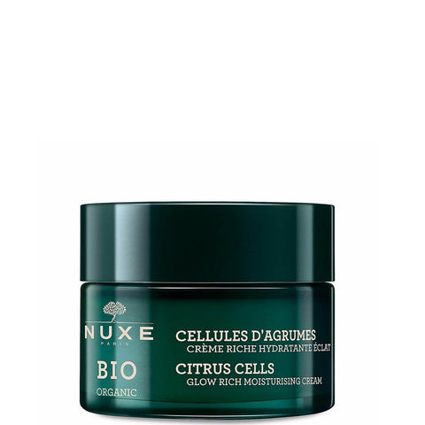 NUXE Citrus Cells Glow Rich Moisturising Cream 50ml
