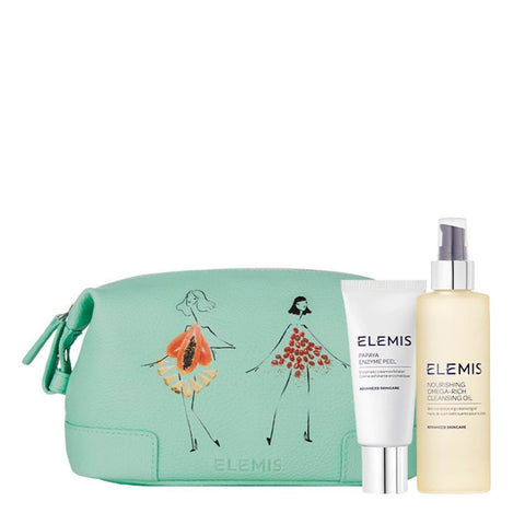 Elemis x Gretchen Roehers Colecția Glow-Getters Limited Edition Duo