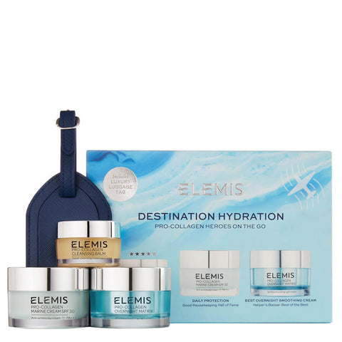 Elemis Pro-Collagen Destination Hydration kolekcija