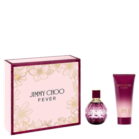 Jimmy Choo Fever Eau de Parfum and Body Lotion Set
