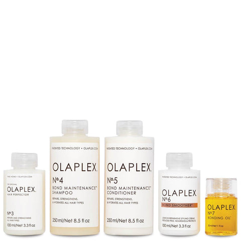 Komplekts Olaplex Complete Collection
